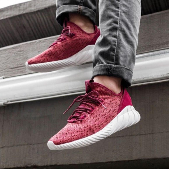 detailed look a7d6d 95739 Adidas Tubular Doom Sock Primeknit Sneakers BY3560 NWT